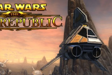 SWTOR Review Logo