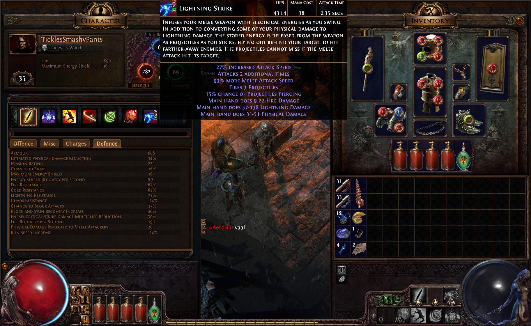 Path of Exile Public Beta Review