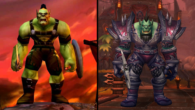 WoW has changed a lot over the past 10 years.
