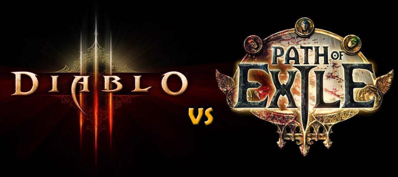 Diablo 3 vs Path of Exile