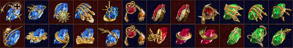 The variation of Skill Gems in PoE is astounding.