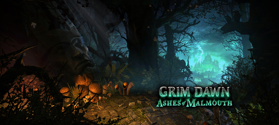Complete Grim Dawn Ashes Of Malmouth Review
