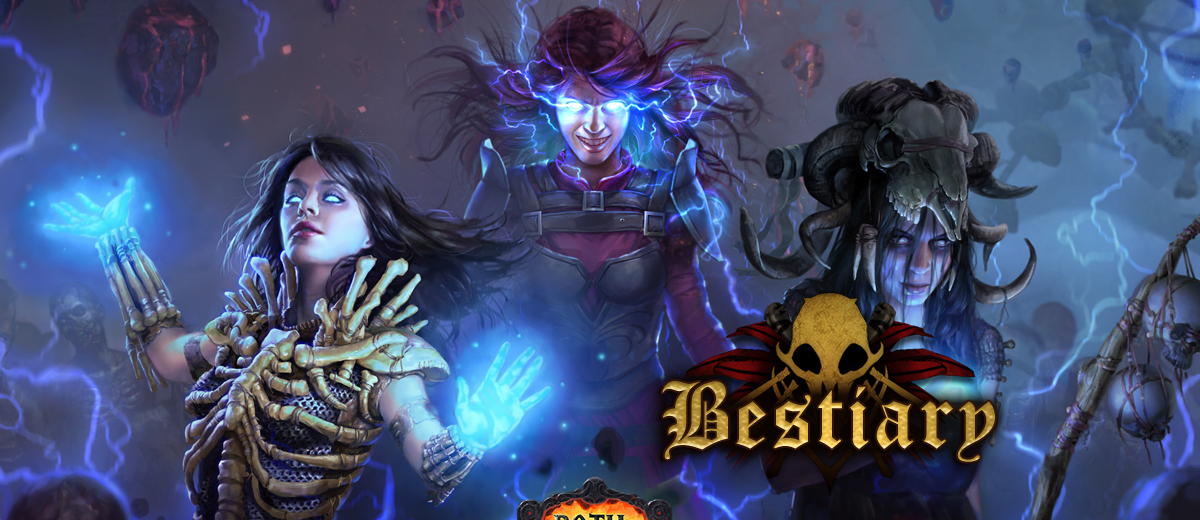 Path of Exile 3 2 Bestiary Best Builds