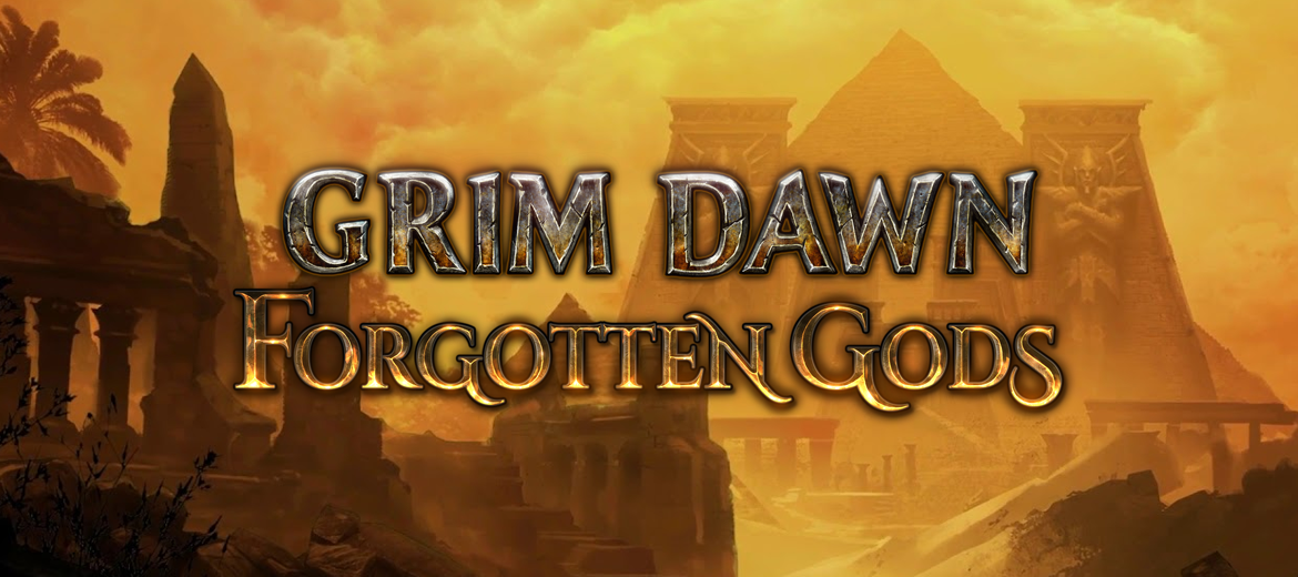 Grim Dawn Forgotten Gods Best Starter Builds 2019
